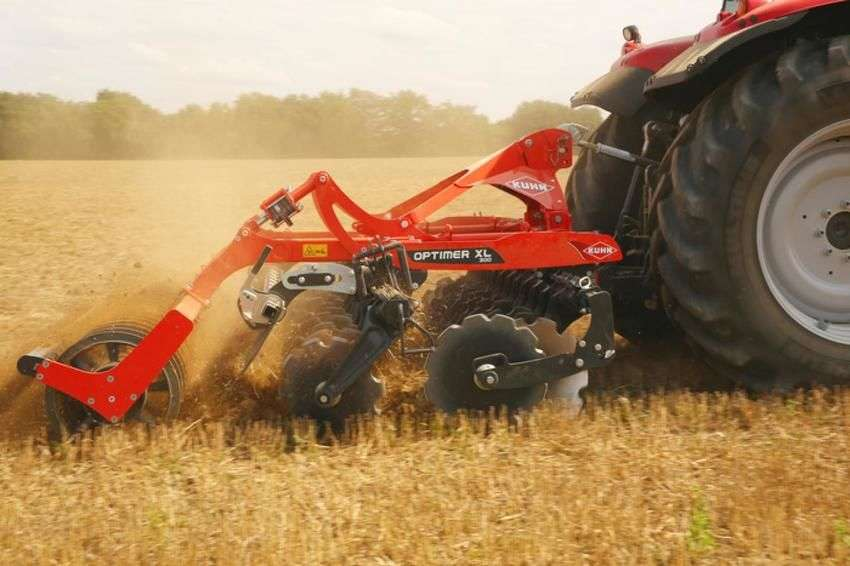 Kuhn optimer xl300 - 2019