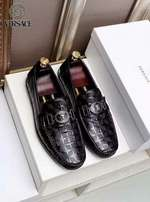 Versace loafers shoe