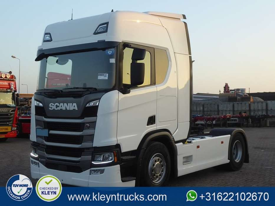 Scania R450 hl new full options - 2017