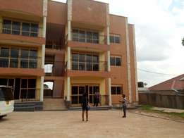 A two bedroom apartment for rent in Namugongo