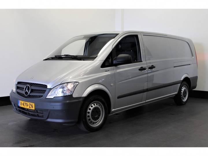 Mercedes-Benz Vito 113 CDI XL - Automaat - Dubbele schuifdeur - Airco _ - 2014