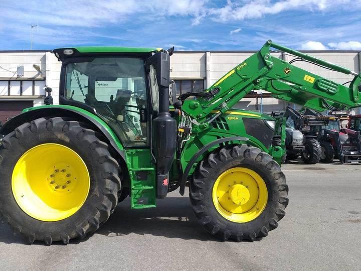 John Deere 6155r Traktori - 2016