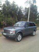 Land Rover Vogue,KBX,year 2006,4500cc petrol,Auto asking ksh.2,350,000