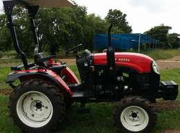 New YTO SG 254 4WD