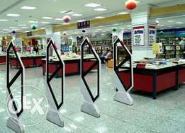 Eas-supermarket-anti Theft Device