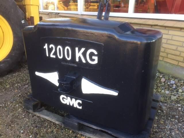 GMC Frontvægt 1200 Kg - 2019