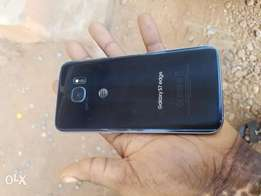 Black Yankee used Samsung galaxy s7 edge for sale fo4 low price