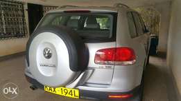 VW Volkswagen Touareg - Local, Diesel, Very Clean