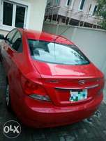 Pristine 2013 GLS Hyundai Accent for Sale