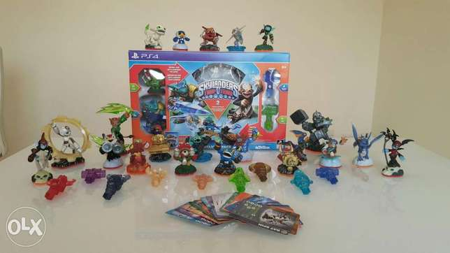 Skylanders (Trap Team) PS4 الظهران -  2