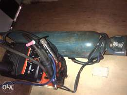 selling welding TiG/MiG with a argon gaz botle