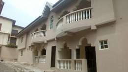 A newly blued 3bedroom at hill top estate