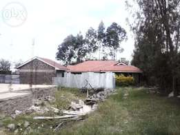 Syokimau Bungalow and apartments development for sale