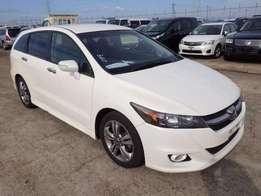 Honda Stream 2010, White