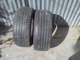 225/50 ZR17 tyres good year