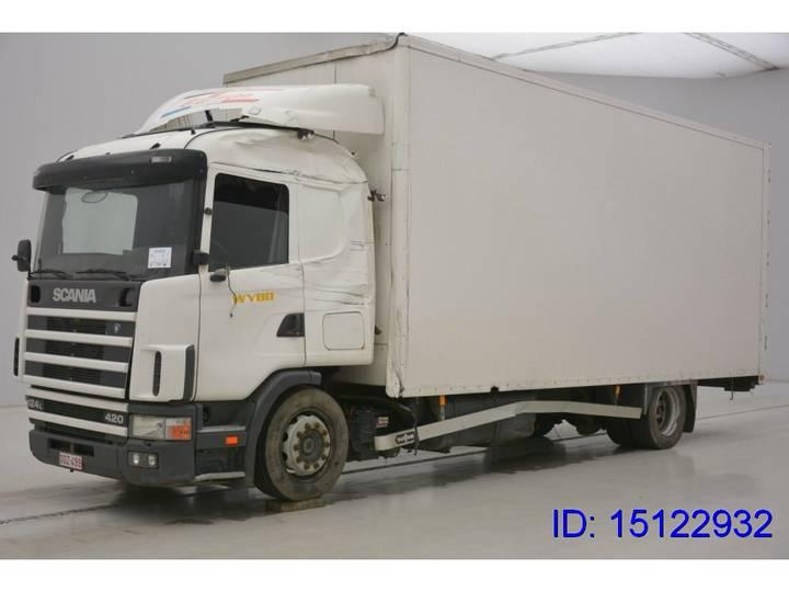 Scania R124.420 - 2001