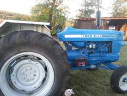 Ford Tractor Totally Refurbed
