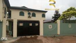 Newly built two bedroom flat in Ayonusi estate