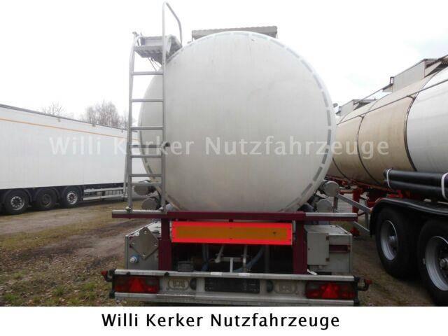 SCHRADER Tankauflieger 32 m³ V2A 7582 - 2005 - image 8
