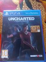 Uncharted. The Lost Legacy PS4