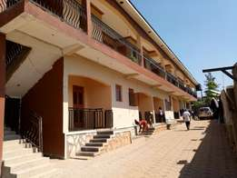 A double house for rent at agenda kyaliwajala