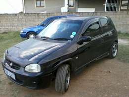 2007 corsa lite 1.4i swap for a bakkie or cash