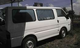 Nissan vanette year 2008, 1800 CC, 2WD, manual diesel.