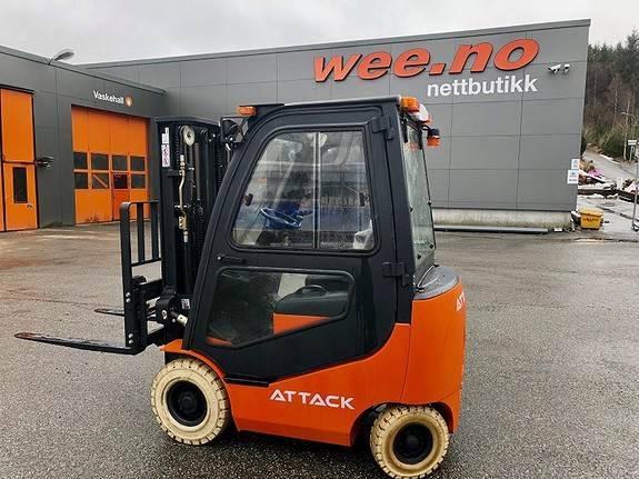Attack 1,5 T Batteri Truck - 2019