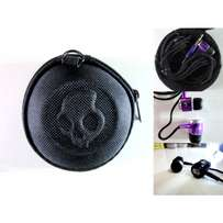 Skull Candy Superbass Mp3 Earphone with Carry Case