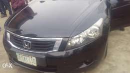 Honda Accord 2008 model with good engine and gear