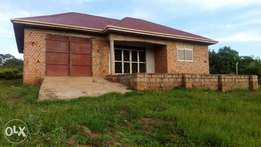 4 bedroom shell bungalow for sale at Gayaza