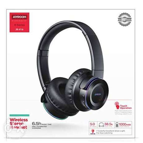 سماعه headphones Joyroom touch اصليه