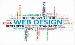 website design course.own youre own business.