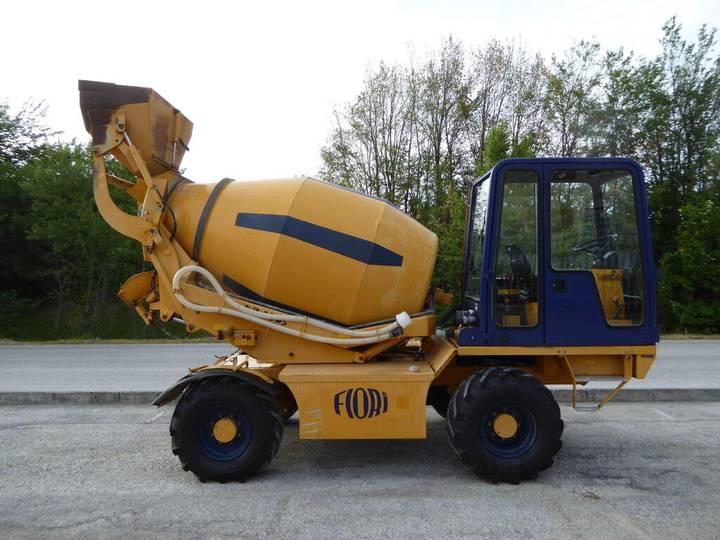 Fiori DB 400 S - 2008