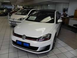 2014 Golf 7 Gti Dsg Sunroof (339K)