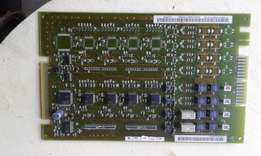 Pabx Siemens line cards and ext cards for sale