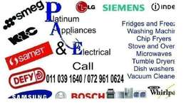 Washing machines repairs and services Krugersdorp