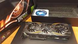 Gtx 1080 8gb graphics card