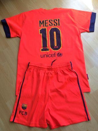 f110c21d2 FC Barcelona strój Messi Szczecin Gumieńce • OLX.pl