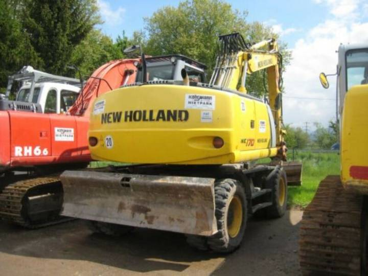 New Holland WE170 - 2012