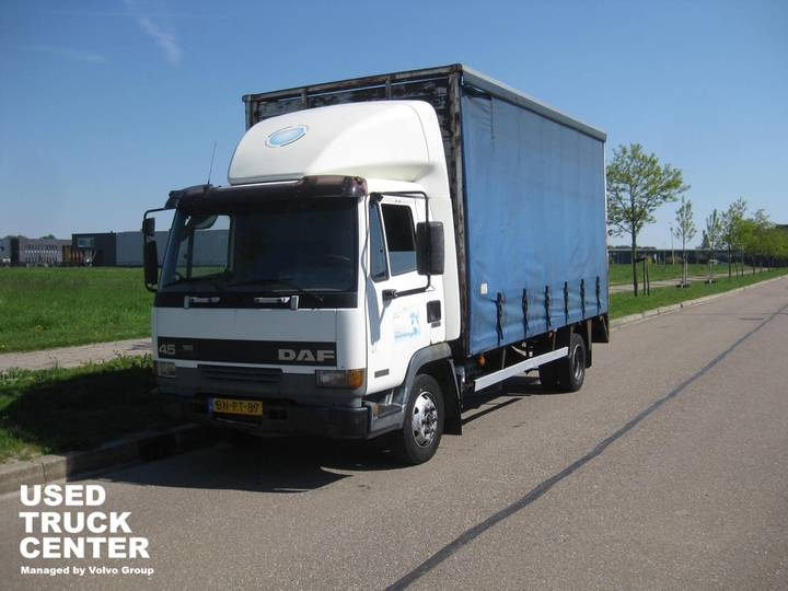 DAF FA 45.160 EXPORT ONLY - 1998 - image 9