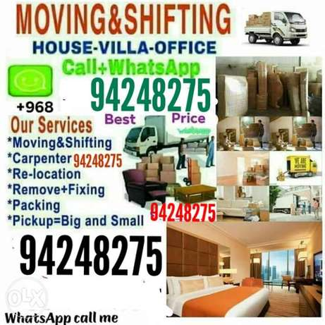 Movers house shifting service professional