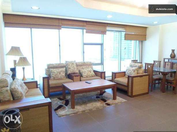 Spacious Elegant sea view 2 BR in Seef
