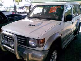 Mitsubishi Pajero intercooler 2800 for sale – bargain