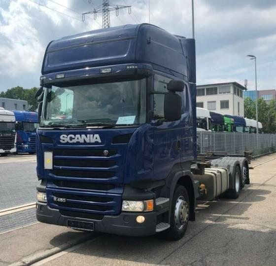 Scania R450LB6X2*4MNB BDF/Topline/SCR Only - 2015