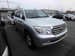 2009 Foreign Used Toyota Land Cruiser VX Petrol for sale KSh6,500,000/