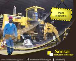 Get a career by Learning Plant Mechanics to repair Motor Graders etc