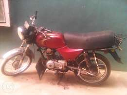 Second hand Boxer Motorcycle