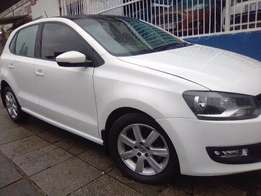 Pre owned polo6 1.4 manul