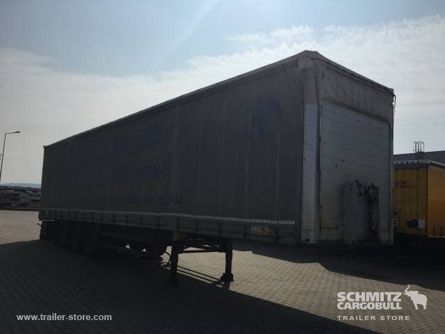 Schmitz Cargobull Curtainsider Standard Side door both sides - 2007